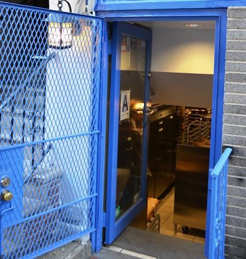 Levain Bakery Entrance