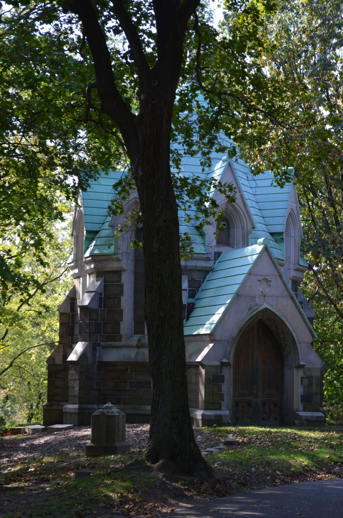 Photo Tour of Green-Wood Cemetery in Brooklyn