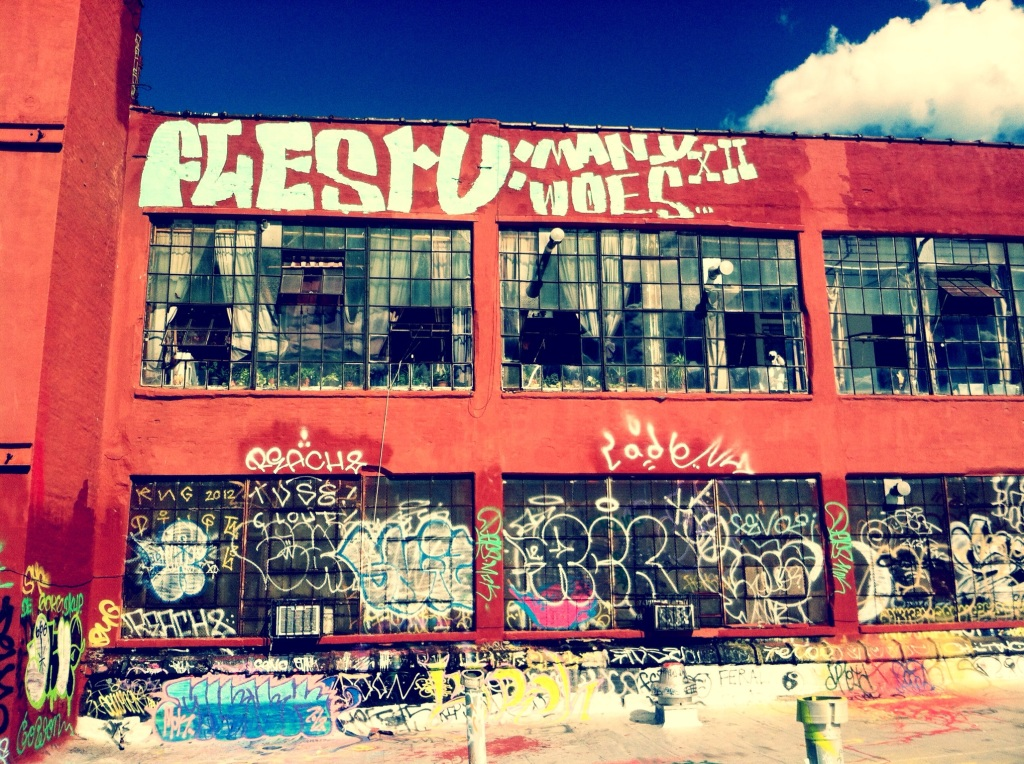NYC Graffiti 8