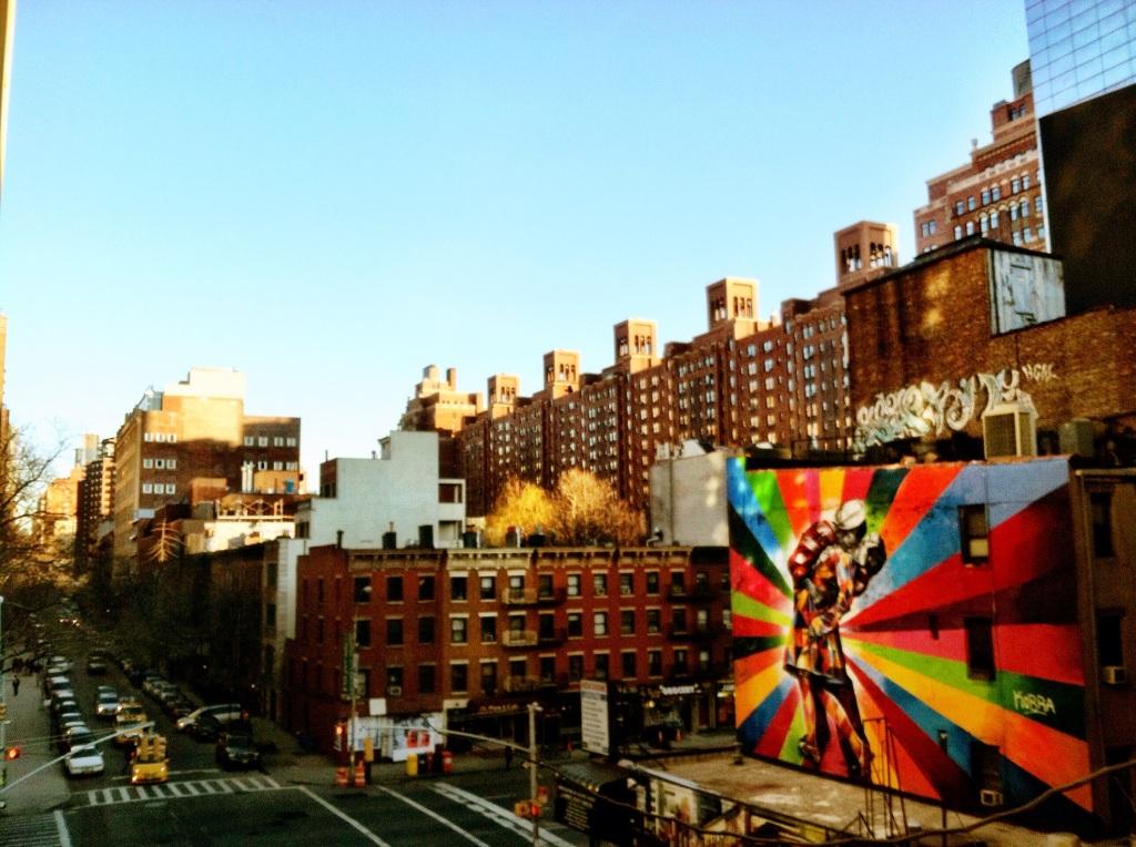 NYC Graffiti 12
