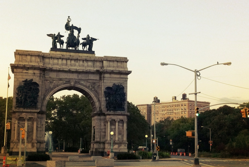 Brooklyn Grand Army Plaza