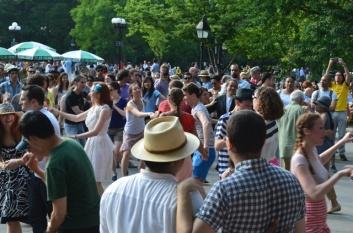 Dancing the Summer Evening Away