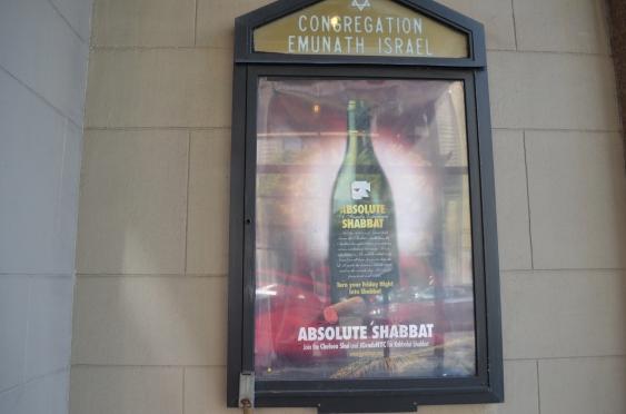 Congregation Emunath Israel: Absolute Shabbat