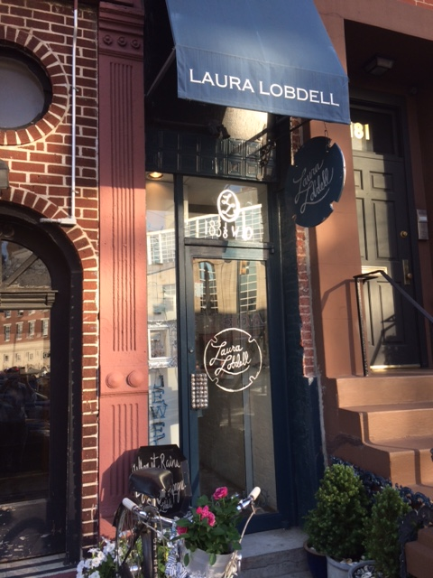 Laura Lobdell Retail Store in the West Village