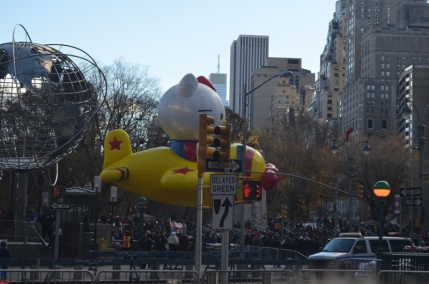 Macy's Thanksgiving Day Parade 1