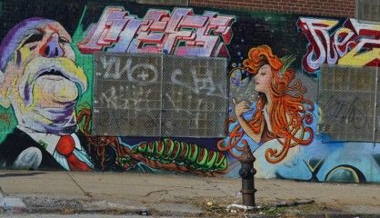 Williamsburg Brooklyn Street Art 1