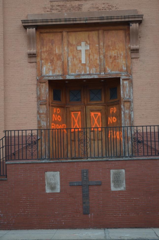 No Church this Sunday