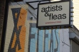 Artists and Fleas