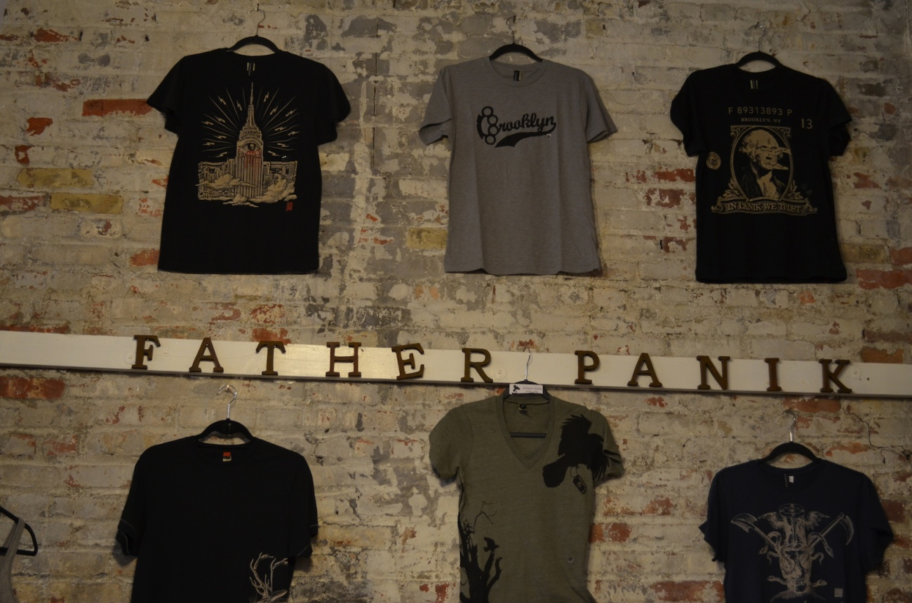 Father Panik Tshirts