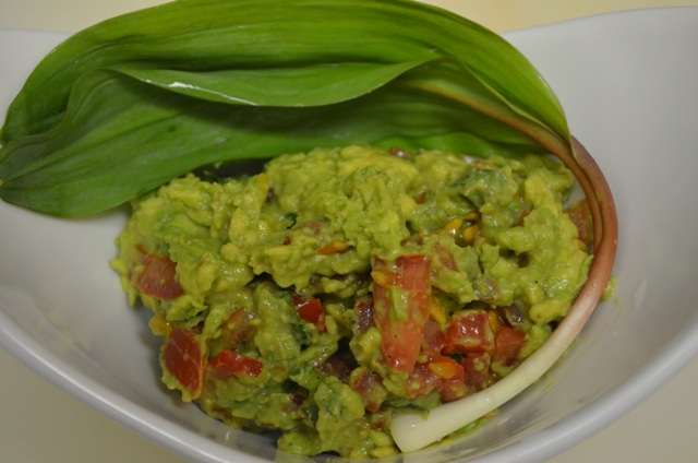 Guacamole with Ramps