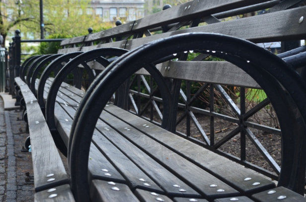 Image result for union square park bench