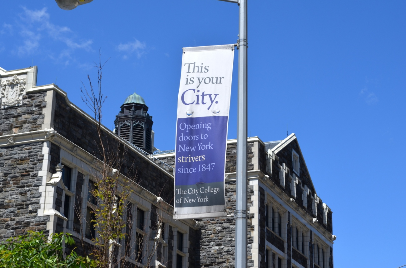 City College Of New York Since 1847