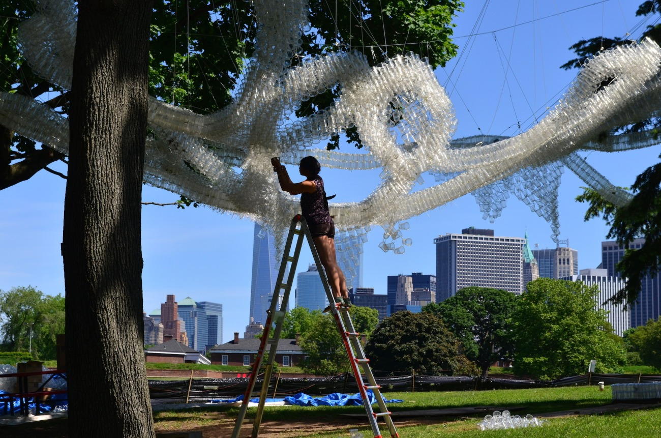 Art Installation On Governors Island