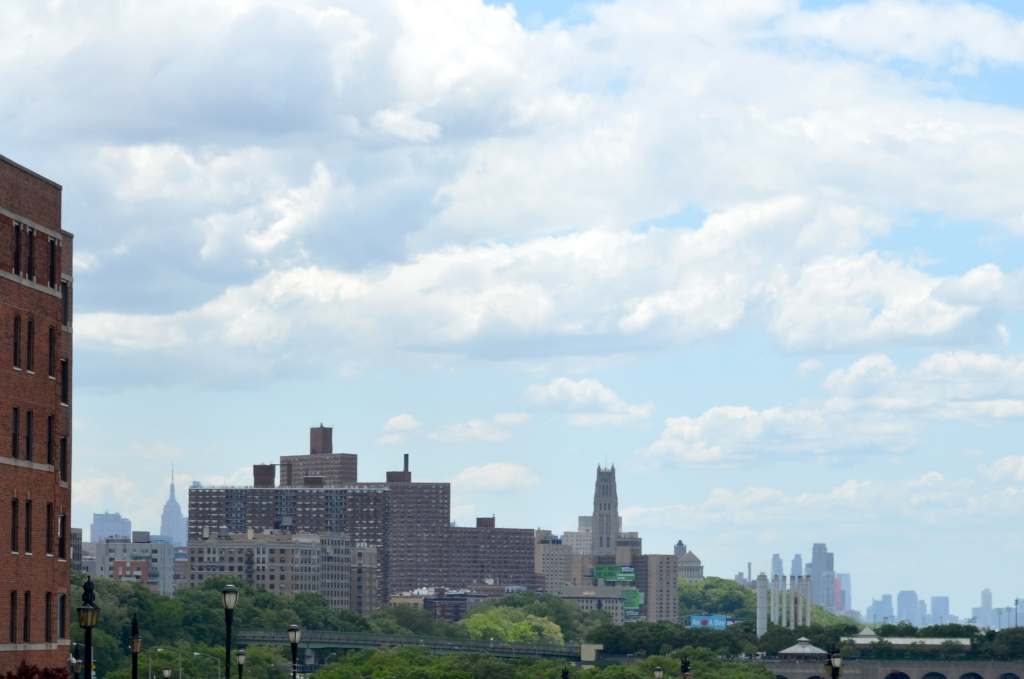 Empire State Building and Riverside Church