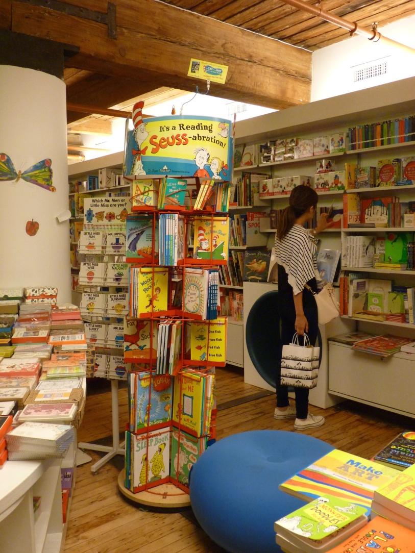Posman Booka Children's Section