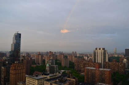 Rainbow Over Harlem