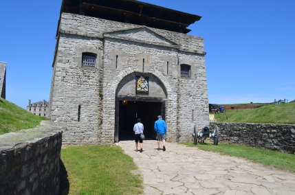 Entrance to Fort Niagara