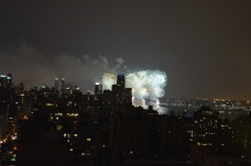 Fourth of July in New York City