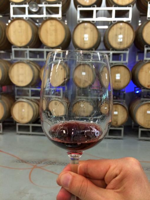 Niagara Fall Wine Tasting
