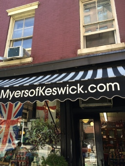 Myers of Keswick in the West Village