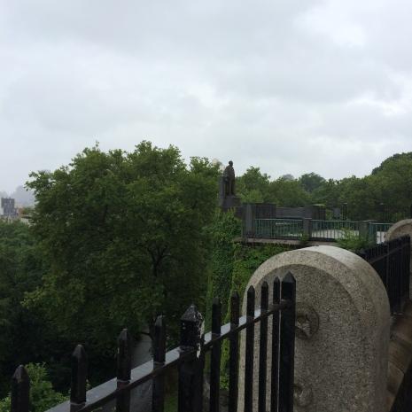 Overlooking Harlem