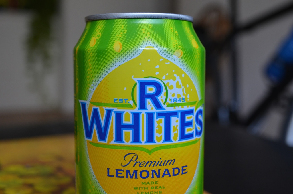 R Whites Premium Lemonade