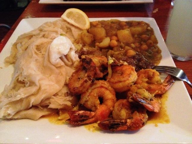 Sugar Cane Restaurant in Brooklyn Caribbean Shrimp