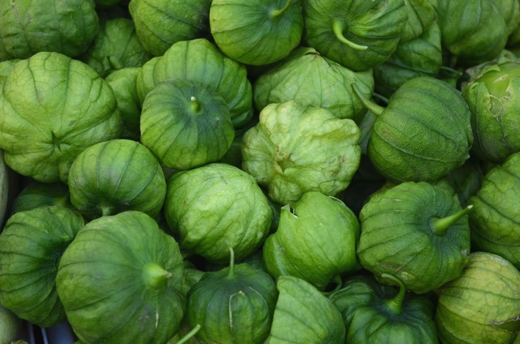 Tomatillo at the Green Market