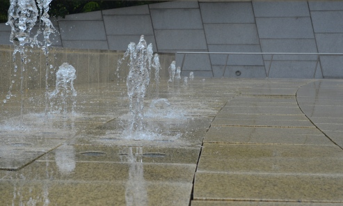 Water Art at the Brooklyn Museum