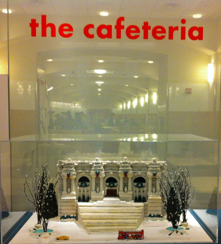 The Cafeteria at the Metropolitan Museum of Art
