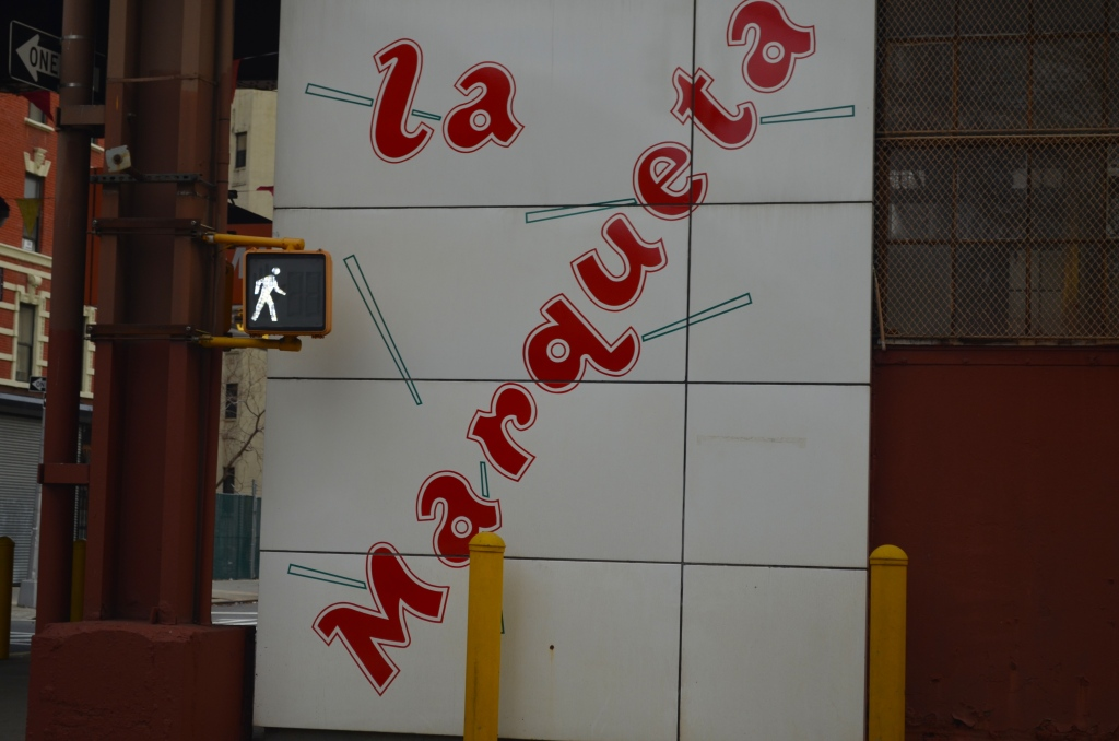 La Marqueta in East Harlem