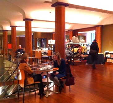 Rubin Museum Cafe Serai