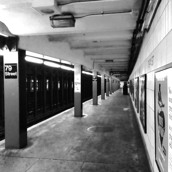 79th Street Subway Stop