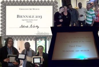 Melinda's Award