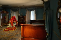 Bedroom in the Morris-Jumel Mansion