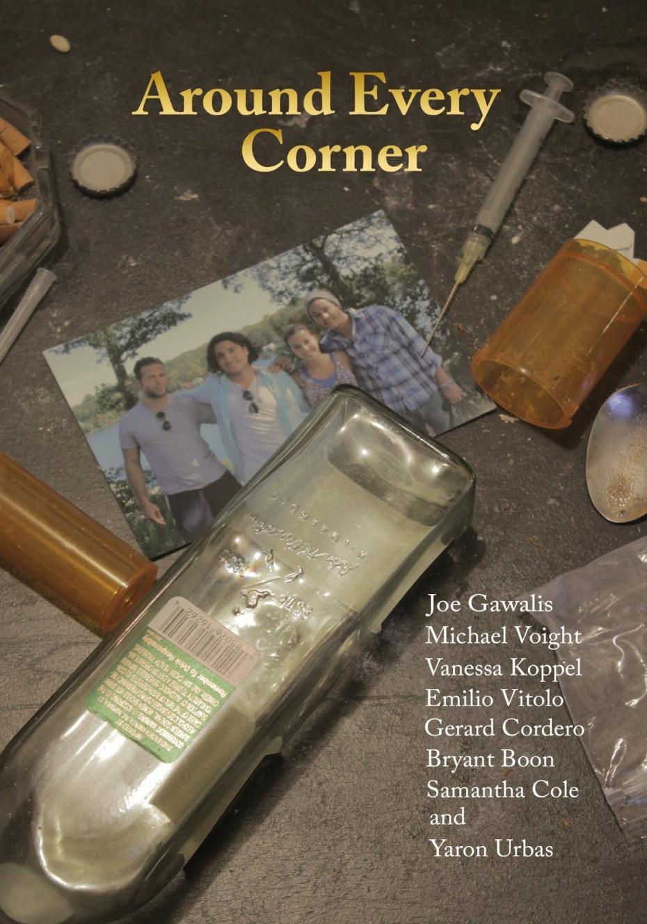 Around Every Corner Poster