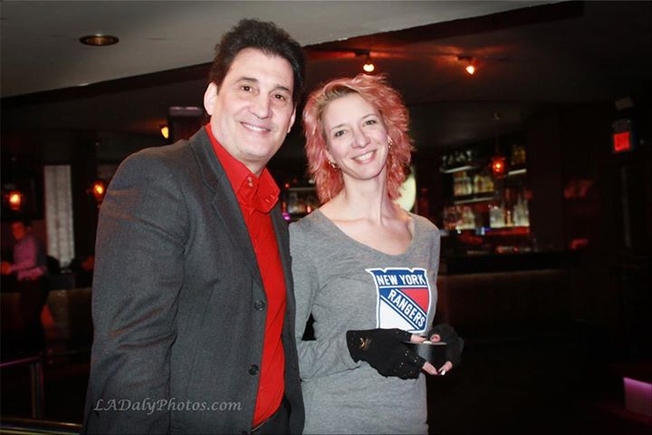 Cecily & Rob Funaro