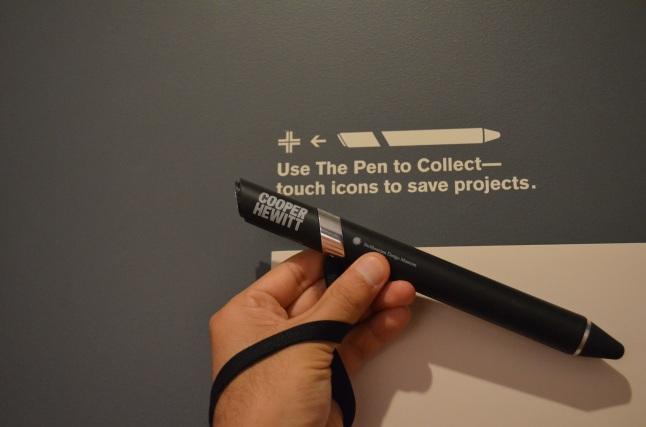 Cooper Hewitt Touch Pens