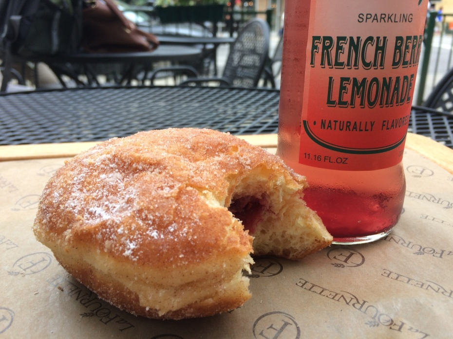 Pastry and Lemonade in the North Side of Chicago