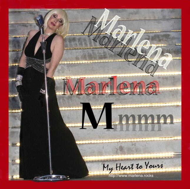 Marlena CD Cover