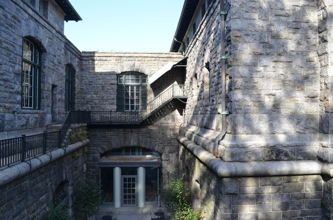 Carriage House at the Rockefeller Estate
