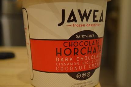 Jawea Frozen Dessert Dark Chocolate Horchata