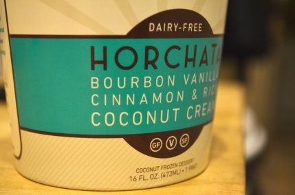 Jawea Frozen Dessert Horchasa Bourbon Vanilla