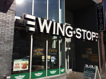 Wingstop in Harlem