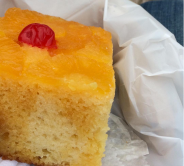 5 Estrella Pineapple Cake in Washington Heights