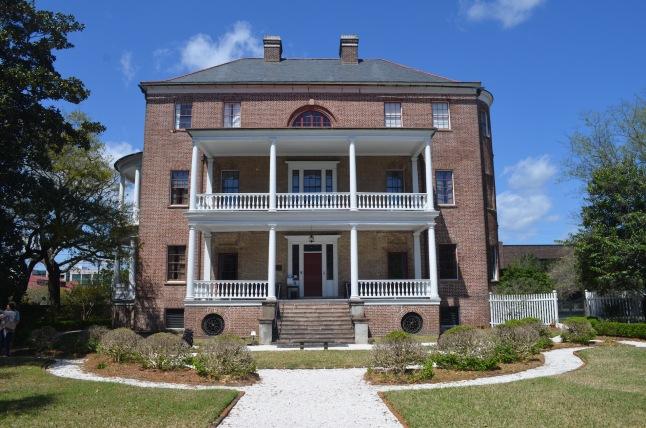 Mansion in Charleston South Carolina