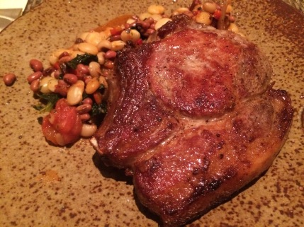 Pork Chop at Husk