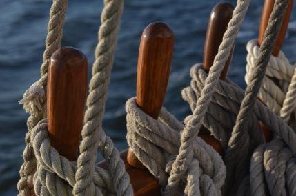 Schooner's Pride on the Charleston Harbor
