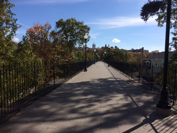 Old Croton Aqueduct in Ossining