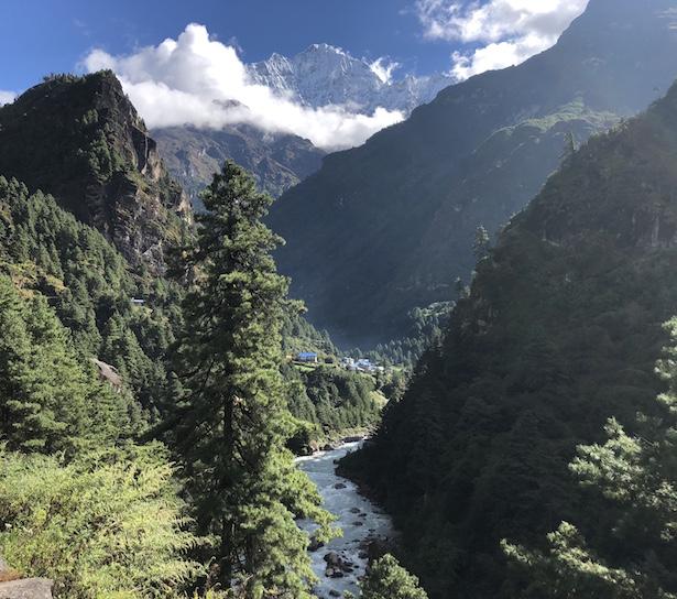 October in Nepal